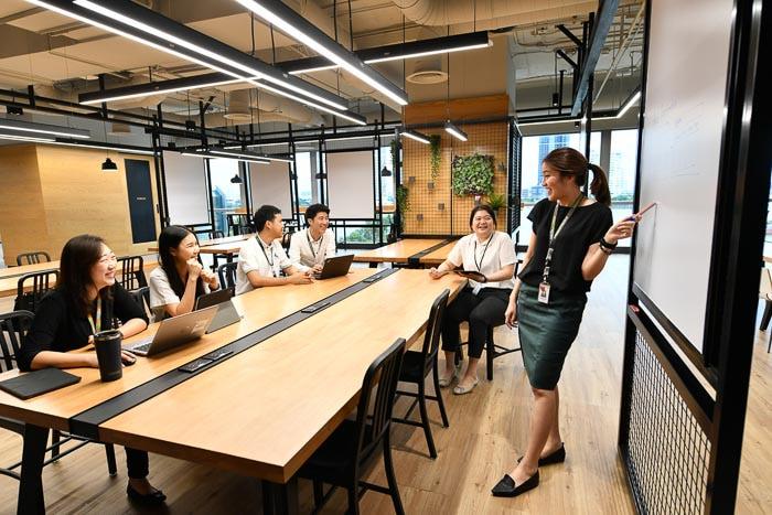งาน,หางาน,สมัครงาน ธนาคารกสิกรไทย