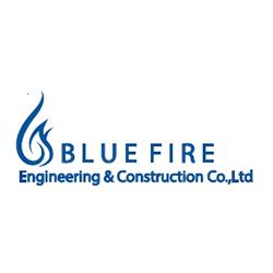 งาน,หางาน,สมัครงาน Blue Fire Engineering  Construction