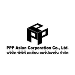 งาน,หางาน,สมัครงาน PPP ASIAN CORPORATION