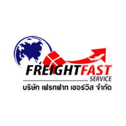 งาน,หางาน,สมัครงาน FREIGHTFAST SERVICE