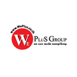งาน,หางาน,สมัครงาน We Plus Group Thailand