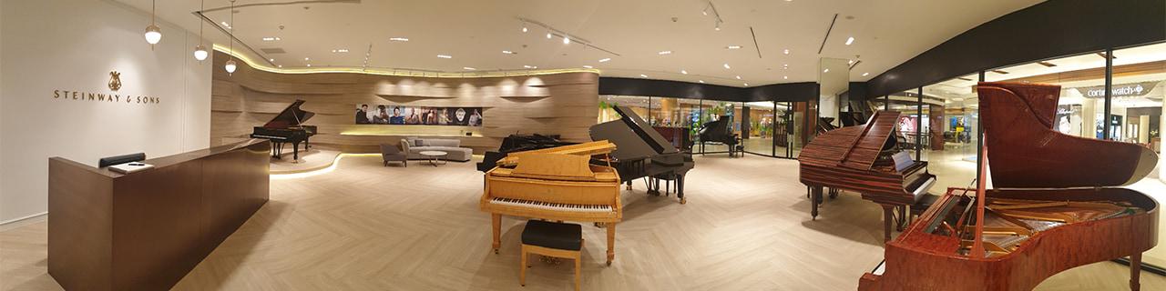 งาน,หางาน,สมัครงาน Robinson Piano Co Siam Ltd