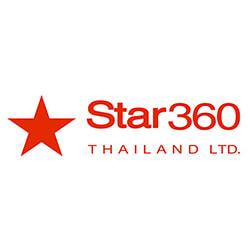 งาน,หางาน,สมัครงาน สตาร์ 360 ประเทศไทย