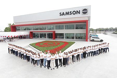 งาน,หางาน,สมัครงาน Samson Controls Ltd