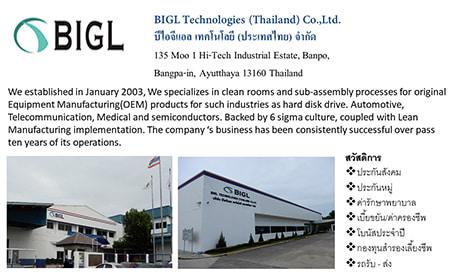 Jobs,Job Seeking,Job Search and Apply BIGL Technologies Thailand