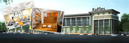 งาน,หางาน,สมัครงาน Raffles Design International Thailand
